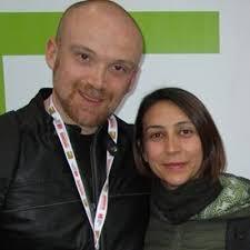 Igor De Amicis e Paola Luciani